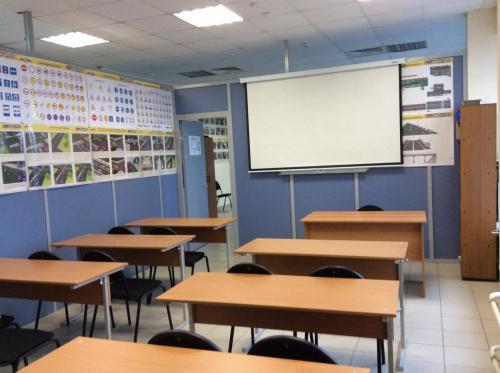 Учебный класс Знаменские Садки 5Б