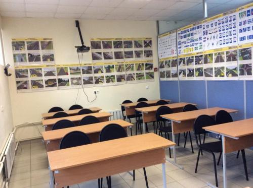 Учебный класс Знаменские Садки